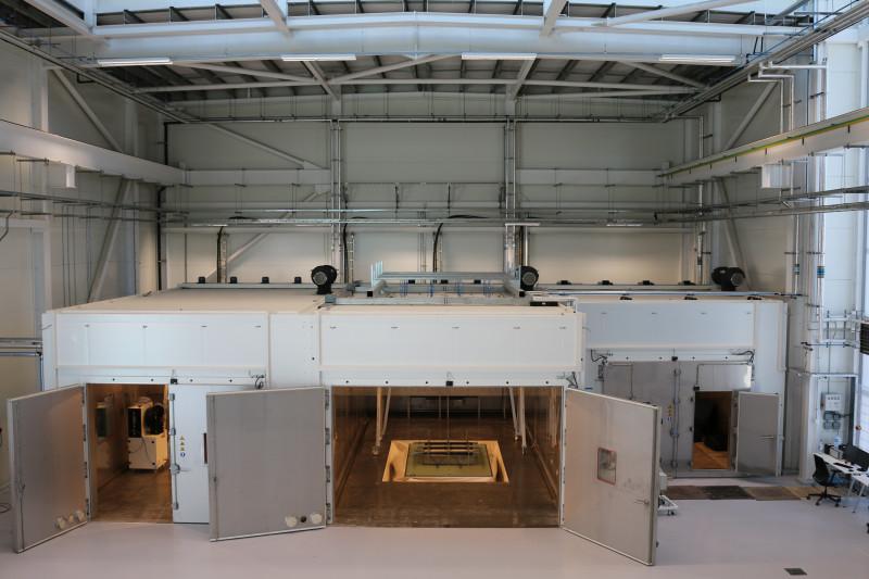 Environmental Chambers 1 -