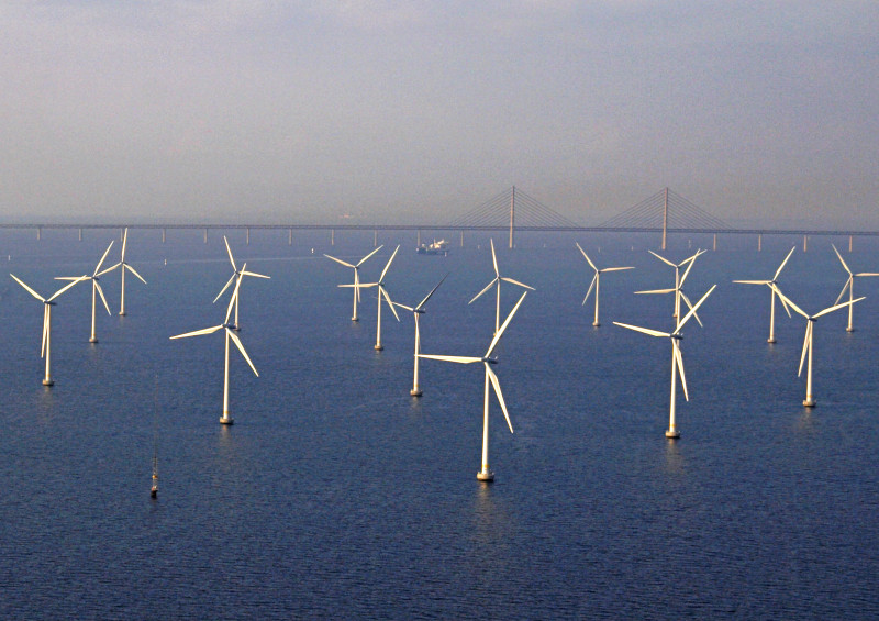 Vattenfall Lillgrund Wind Farm 1 -