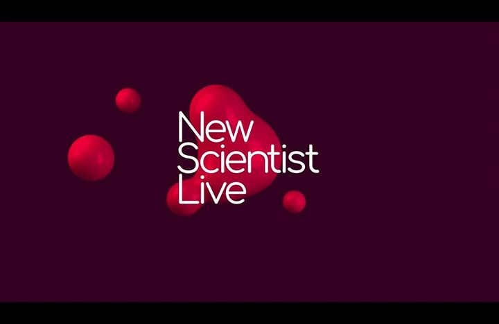 New Scientist Live -